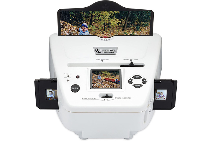 Clear Click Photo2Digital Scanner