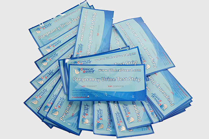 ClinicalGuard Pregnancy Urine Test Strips