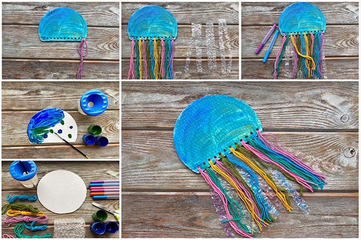 Create a DIY jellyfish