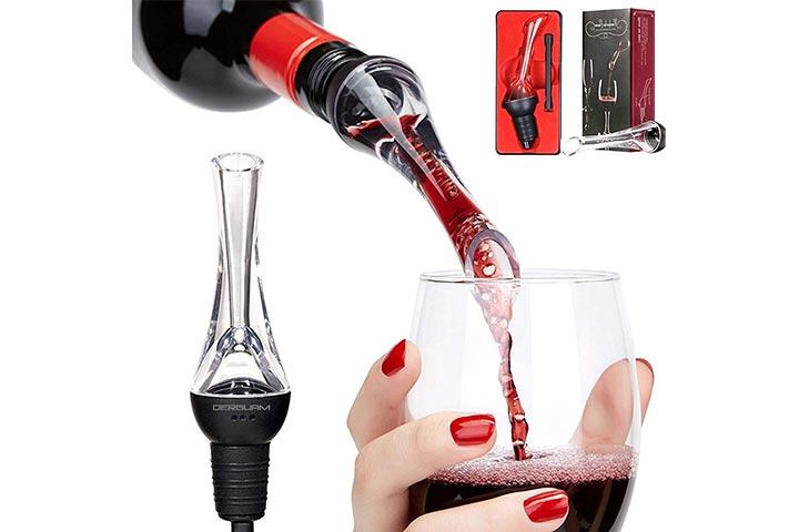 DERGUAM Wine Aerator Pourer