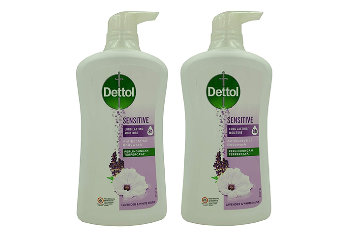 Dettol's Anti-Bacterial Body Wash