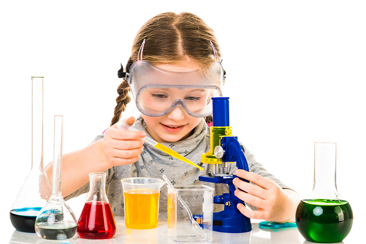 Do fun science experiments