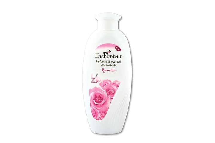Enchanteur romantic perfumed shower gel