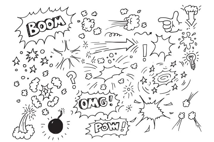 Enjoy doodling