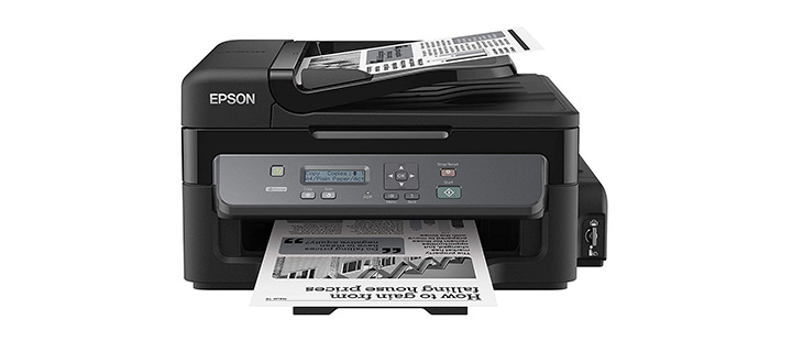 Epson M200 All-In-One Monochrome Ink Tank Printer