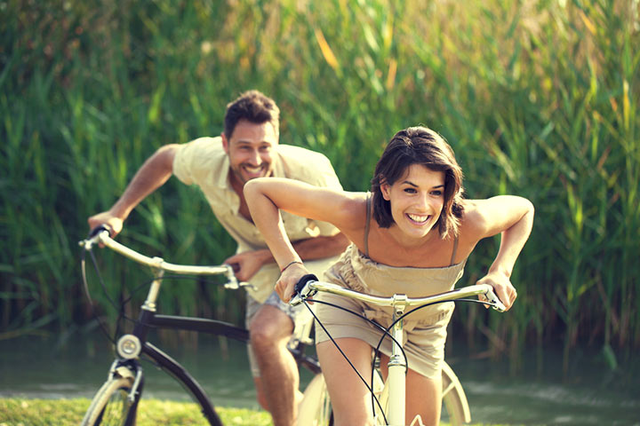 Exciting And Fun Challenges For Couples To Try