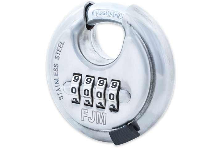 FJM Security Padlock