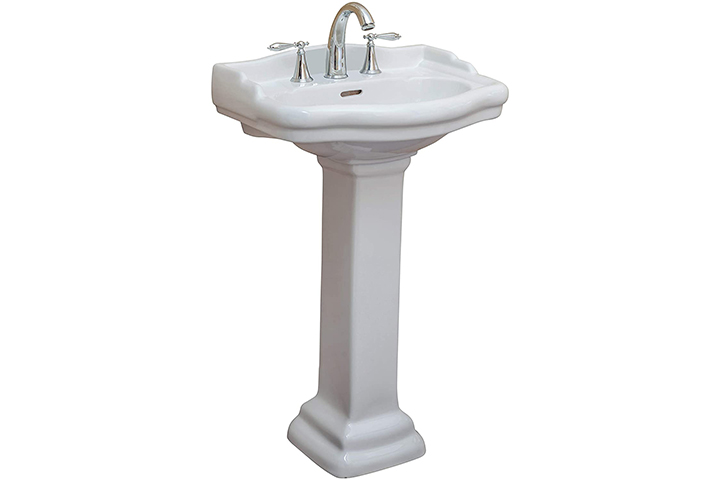 Fine Fixtures Pedestal Sink