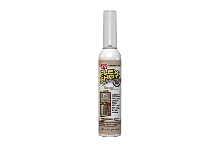 Flex Shot Rubber Adhesive Sealant Caulk