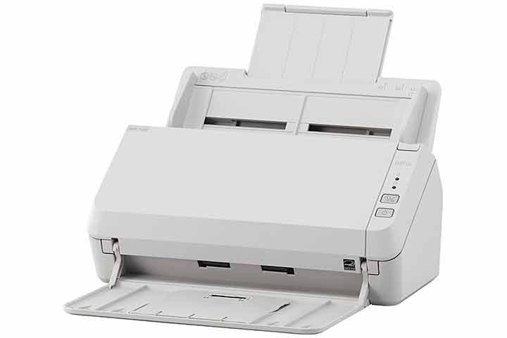 Fujitsu SP1130 Scanner