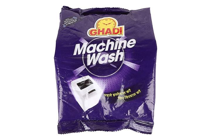 Ghadi Machine Wash Detergent Powder