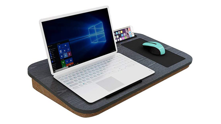 HOME BI Portable Lap Desk With Built