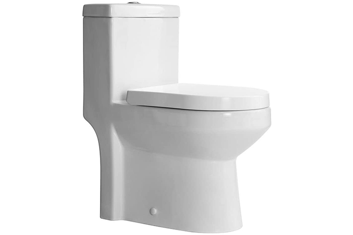 HOROW One-Piece Compact Siphonic Toilet