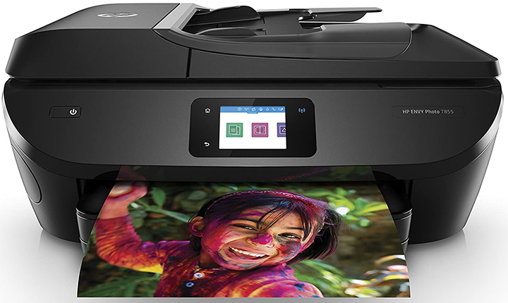 HP Envy Photo 7855 All-In-One Photo Printer