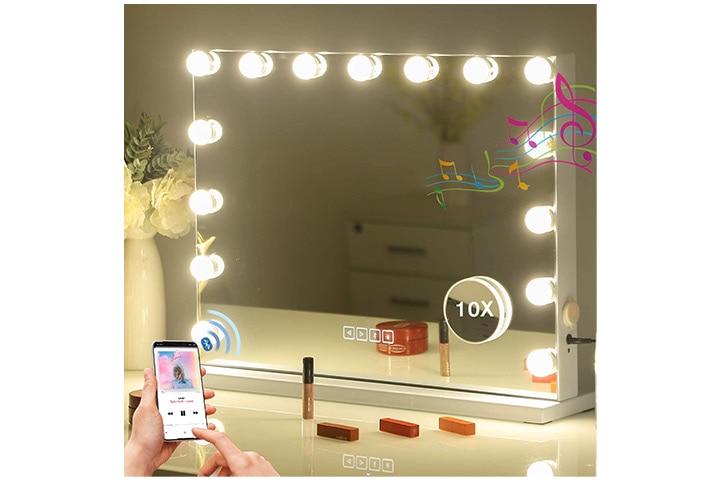 Hansong Large Bluetooth Mirror