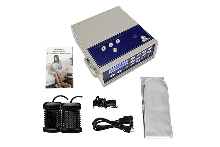 Heal city Ionic Detox Foot Bath Machine System