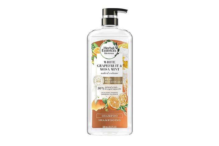 Herbal Essences Bio Renew White Grapefruit Mosa Mint Shampoo