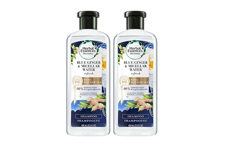 Herbal Essences BioRenewMicellar Water & Blue Ginger