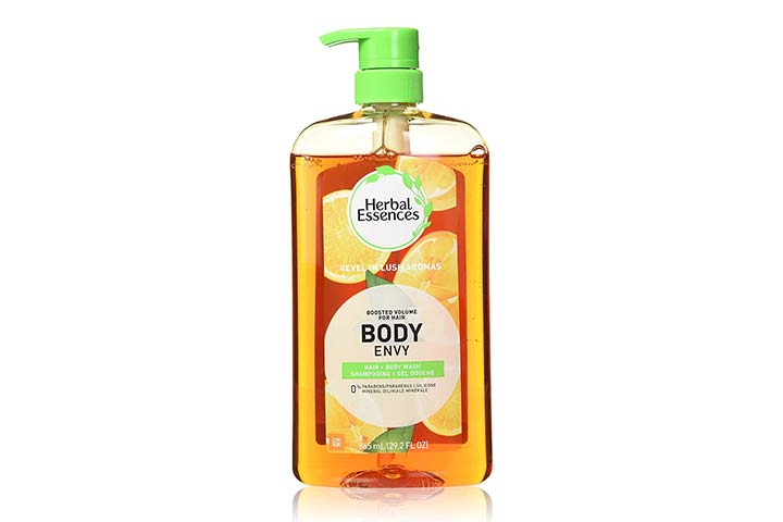 Herbal Essences Body Envy Shampoo