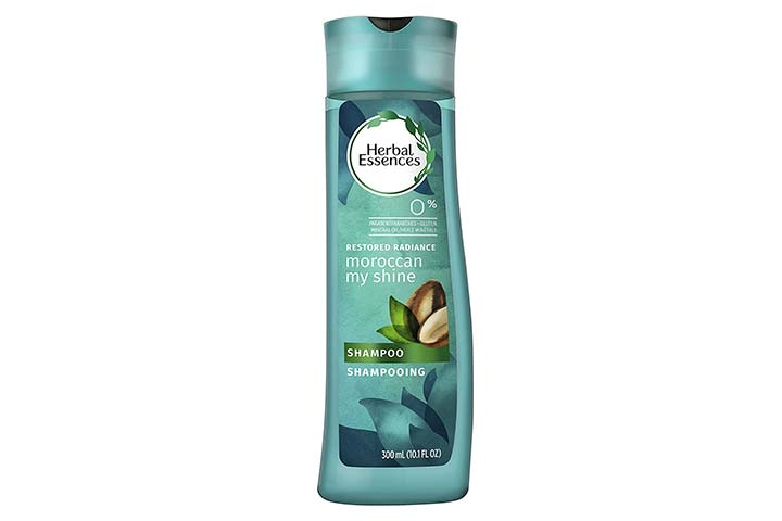 Herbal Essences Moroccan My Shine Nourishing Shampoo