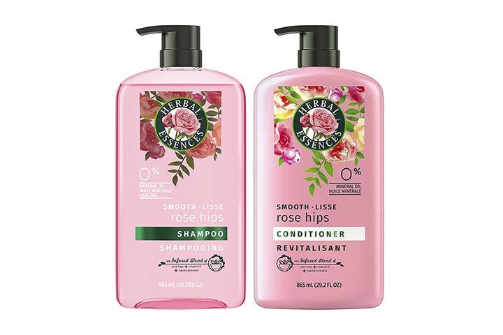 Herbal Essences Rose Hips Shampoo