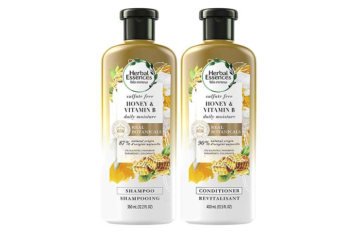 Herbal Essences, Sulfate Free Shampoo and Conditioner Kit