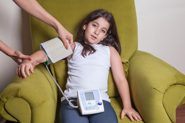 High Blood Pressure In Kids In Hindi