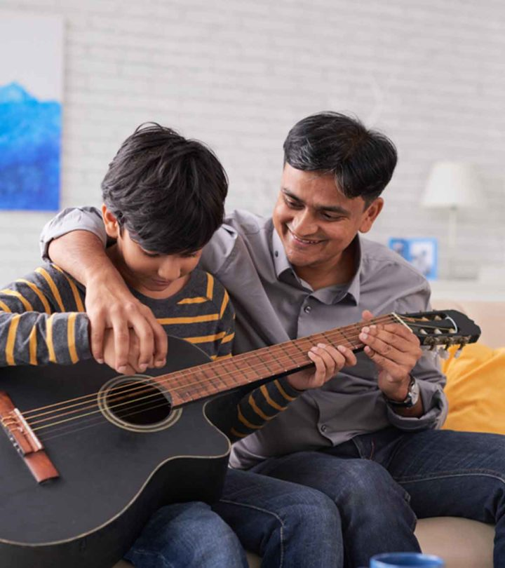 How To Be A Good Father In Hindi