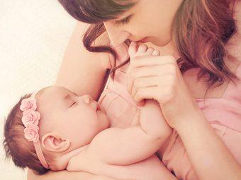 नवजात शिशु को कैसे पकड़ना चाहिए? 8 सही तरीके, चित्रों के साथ | How To Hold A Baby In Hindi