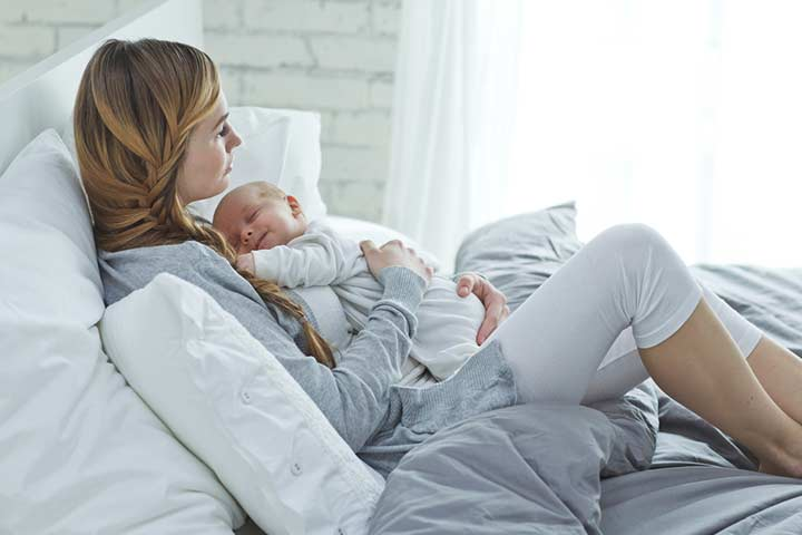 I Was Too Scared To Take Time For Myself As A New Mom