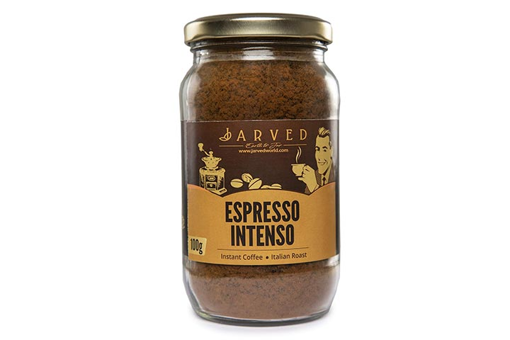 Jarved Earth To Jar Espresso Intenso Instant Coffee