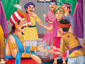तेनालीराम और झगड़ालू चमेली की कहानी | Jhagdalu Chameli Ki Kahani in Hindi