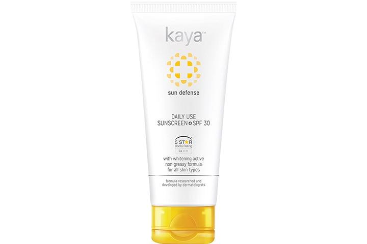 Kaya Clinic Daily Use Sunscreen