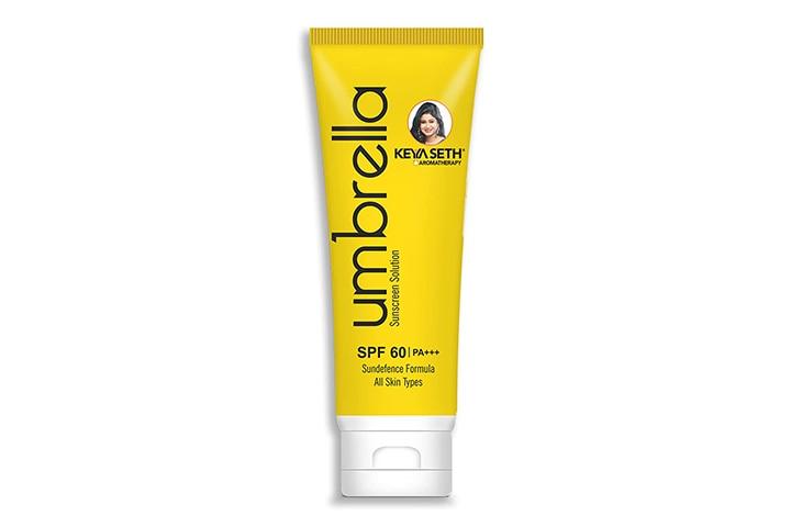 Keya Seth Aromatherapy Umbrella Sunscreen Solution