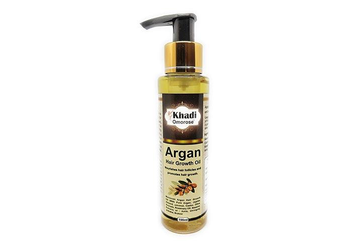 Khadi Omorose Argan Hair Oil