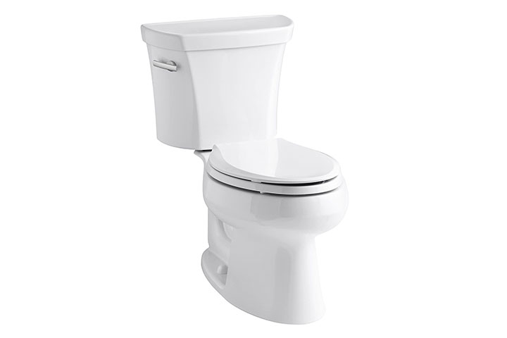 Kohler Wellworth Elongated Toilet
