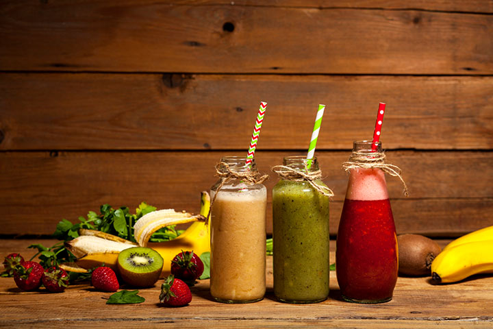 Lactation Smoothie Recipes To Boost Milk Supply