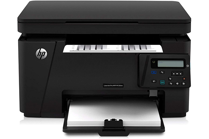 Laserjet Pro Multi-Function Laser Printer