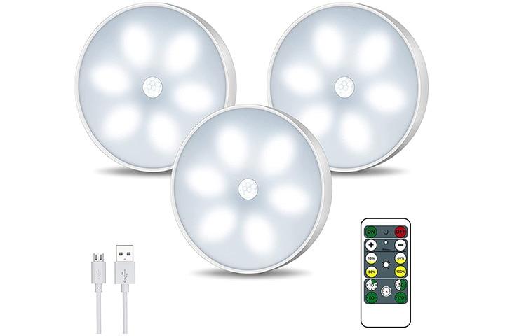 Lightbiz Wireless Motion Sensor LED Lights