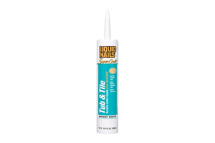 Liquid Nails Super Caulk