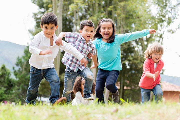 List Of Outdoor Games For Kids
