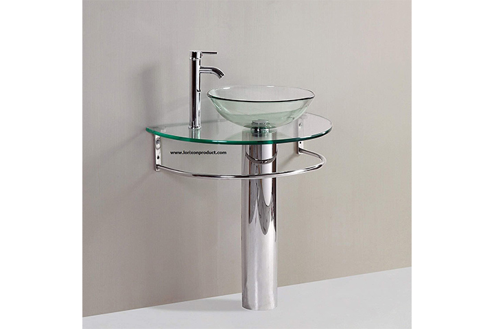 Lorixon Pedestal Sink