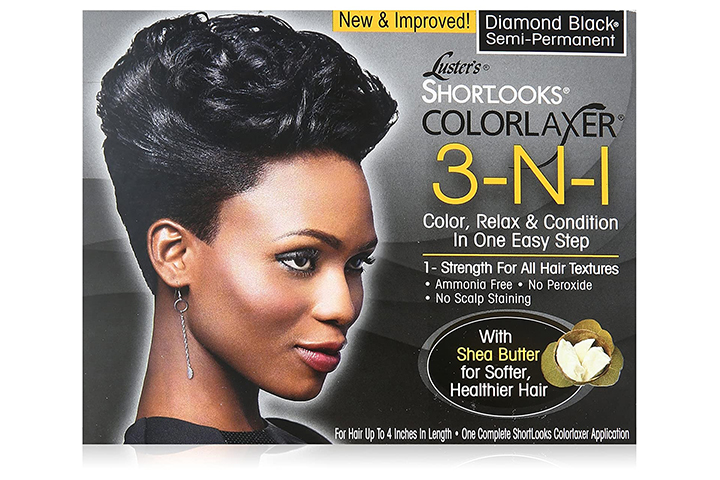 Luster's Shortlooks Color Relaxer