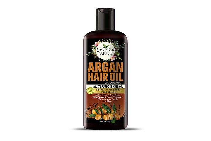 Luxura Sciences Argan Hair Oil