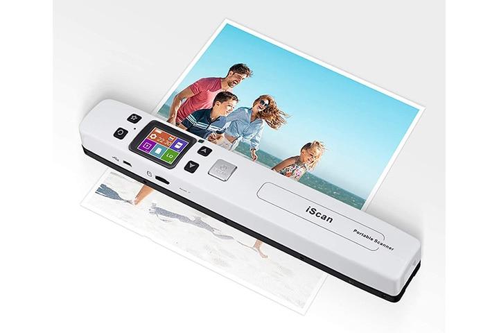 MUNBYN Portable Handheld Scanner