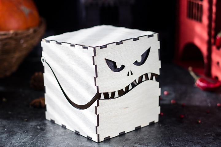 Make box monsters