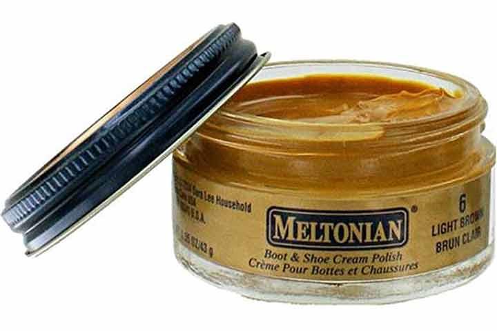 Meltonian Boot and Shoe Cream Polish