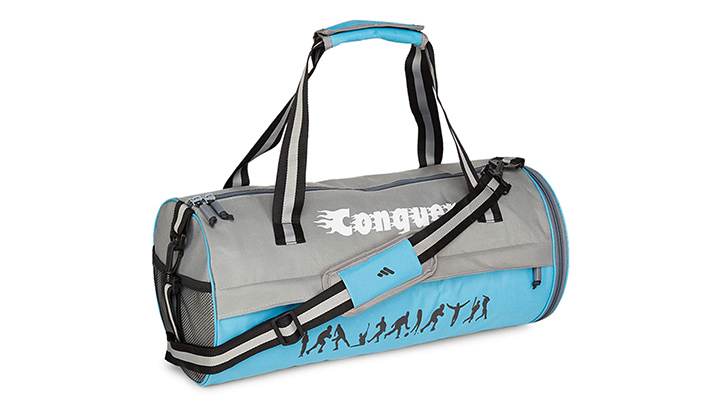 MevoFit Conquer Gym Bag With Men And Women