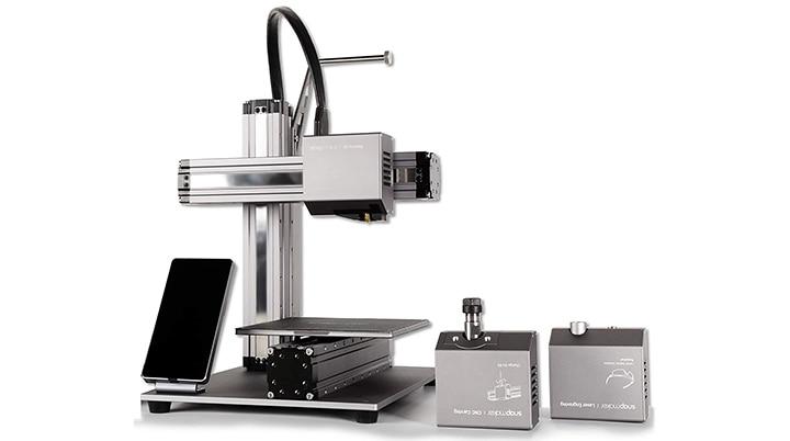 Modular 3-in-1 3D Printer