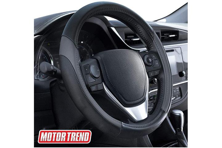 Motor Trend Steering Wheel Cover